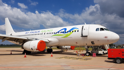 XU-717 - Airbus A320-232 - Sky Angkor Airlines