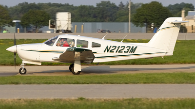A picture of N2123M - Piper PA28RT201 - [28R7918034] - © Jeremy D. Dando