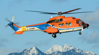 C-GSWO - Eurocopter AS 332L Super Puma - Private