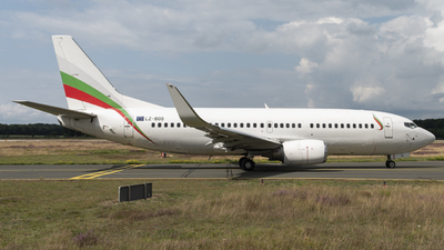 A picture of LZBOO - Boeing 737341 -  - © Oliver Lotz
