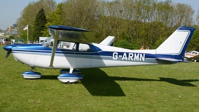 G-ARMN - Cessna 175B Skylark - Private