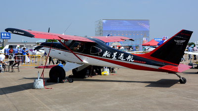 N866SP - Glasair GS-2 Sportman TC - Zhuhai HanXing General Aviation(HXGA)
