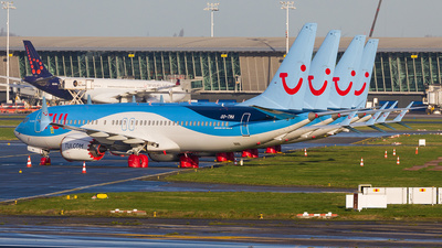 A picture of OOTMA - Boeing 737 MAX 8 - TUI fly - © Andre Bonn