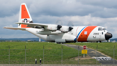2003 - Lockheed Martin HC-130J Combat King II - United States - US Coast Guard (USCG)