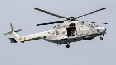N-316 - NH Industries NH-90NFH - Netherlands - Navy