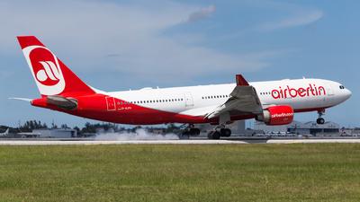 D-ALPA - Airbus A330-223 - Air Berlin