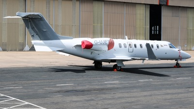 G-UJET - Bombardier Learjet 45 - Private