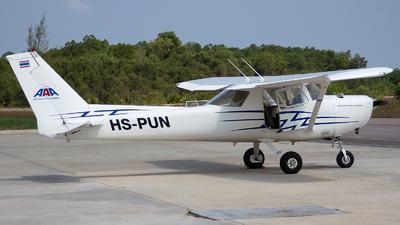 HS-PUN - Cessna 152 II - Private
