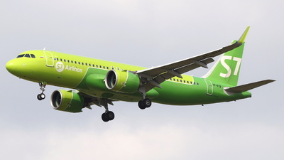 A picture of VPBTB - Airbus A320271N - S7 Airlines - © F.Wolf