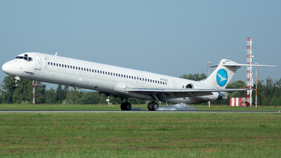 UR-COC - McDonnell Douglas MD-83 - Bravo Airways