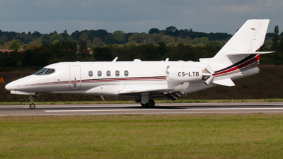 CS-LTB - Cessna Citation Latitude - NetJets Europe