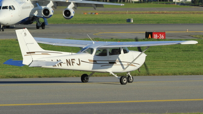 LN-NFJ - Reims-Cessna F172M Skyhawk - Private