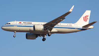 A picture of B309S - Airbus A320271N - Air China - © Zhu Tengrui