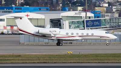 A picture of TCVTN - Gulfstream G450 - [4239] - © BaszB