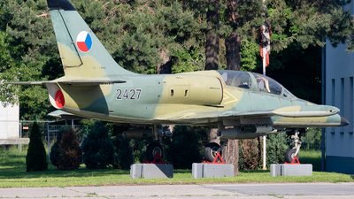 2427 - Aero L-39ZA Albatros - Czech Republic - Air Force