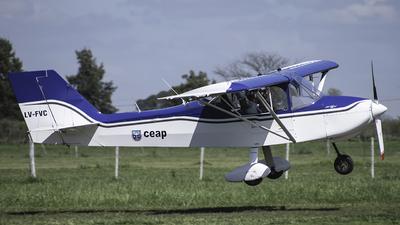 LV-FVC - Aeroitba Petrel 912i - CEAP - Centro de Entrenamiento Argentino de Pilotos