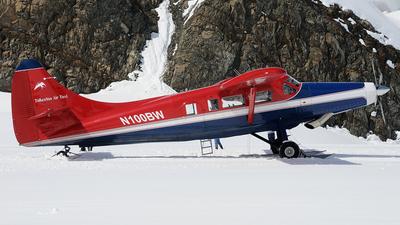 N100BW - De Havilland Canada DHC-3T Vazar Turbine Otter - Talkeetna Air Taxi