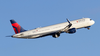 N321DH - Airbus A321-211 - Delta Air Lines