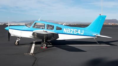 N8254J - Piper PA-28-161 Warrior II - Private