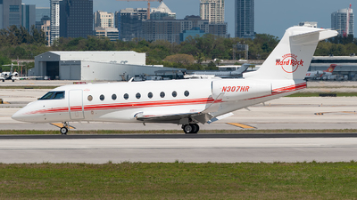 N307HR - Gulfstream G280 - Private