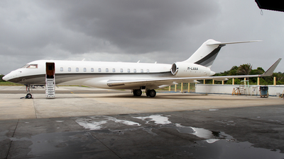 M-LAAA - Bombardier BD-700-1A10 Global 6000 - Private