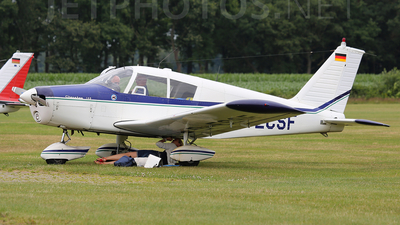 D-ECSF - Piper PA-28-140 Cherokee - Private