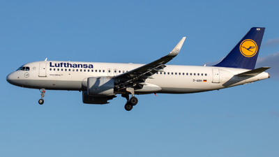 A picture of DAINH - Airbus A320271N - Lufthansa - © Gerrit Griem