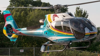 A picture of CGTZQ - Airbus Helicopters H130 - [8084] - © Alejandro Hndez