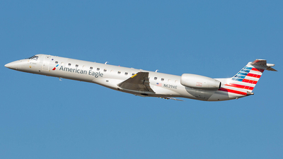 N629AE - Embraer ERJ-145LR - American Eagle (Piedmont Airlines)