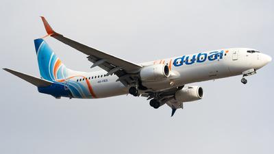 A picture of A6FES - Boeing 7378KN - FlyDubai - © kbp.spotter