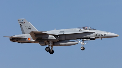 C.15-81 - McDonnell Douglas F/A-18A Hornet - Spain - Air Force