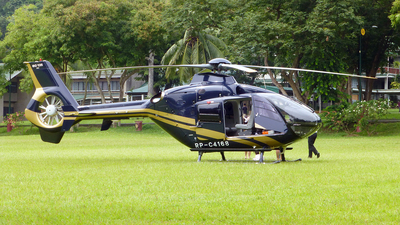 RP-C4168 - Eurocopter EC 135 - Private