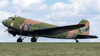 N2805J - Douglas AC-47D Spooky - Private