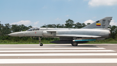 FAE-1346 - Atlas Cheetah C - Ecuador - Air Force