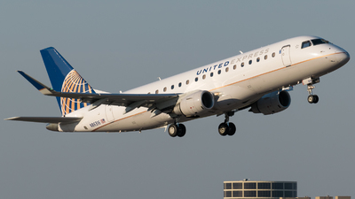 A picture of N86316 - Embraer E175LR - United Airlines - © Positive Rate Photography