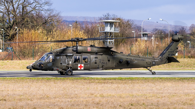 14-20682 - Sikorsky HH-60M Blackhawk - United States - US Army