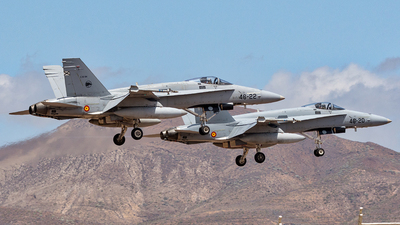 C.15-94 - McDonnell Douglas F/A-18A+ Hornet - Spain - Air Force