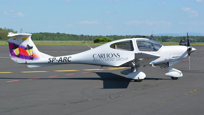 SP-ARC - Diamond DA-40D Diamond Star - Private