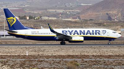 EI-EFD - Boeing 737-8AS - Ryanair