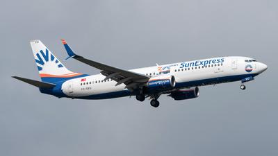 TC-SEU - Boeing 737-8HC - SunExpress