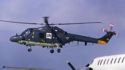 278 - Westland SH-14D Lynx - Netherlands - Navy