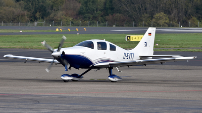 D-EVTT - Cessna 400 - Private