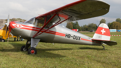 A picture of HBDUX - Luscombe 8A Silvaire - [2835] - © Alex