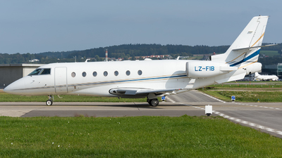 A picture of LZFIB - Gulfstream G200 Galaxy - BH Air - © Terry S.
