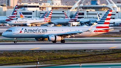 N988AL - Airbus A321-231 - American Airlines