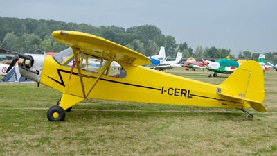 I-CERL - Piper J-3C-65 Cub - Private