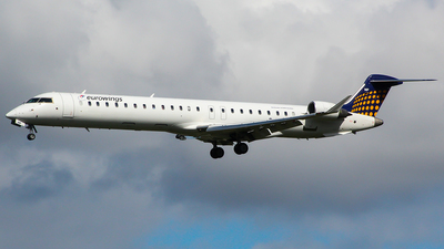 D-ACNP - Bombardier CRJ-900 - Eurowings