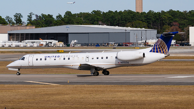 N11536 - Embraer ERJ-145LR - United Express (ExpressJet Airlines)