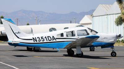 N351DA - Piper PA-28R-201 Arrow - Private