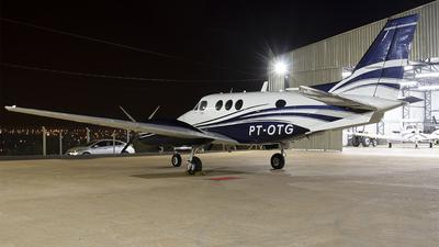 A picture of PTOTG - Beech C90A King Air - [LJ1096] - © Thiago Xaga